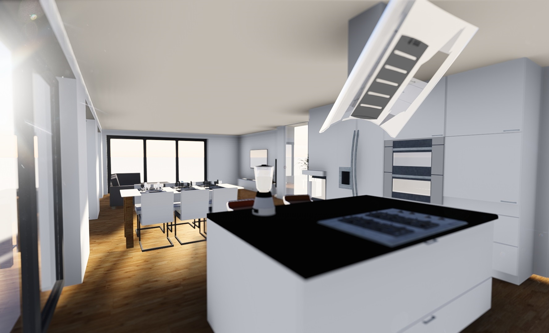 Möbel möbel design wettbewerb : Moderne Architektur Drolshagen | B.Sc. Architektur Florian Hahnl